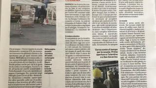 Corriere Adriatico del 14/11/2016