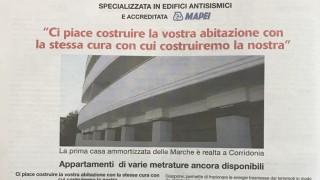 Corriere Adriatico: soluzioni antisismiche